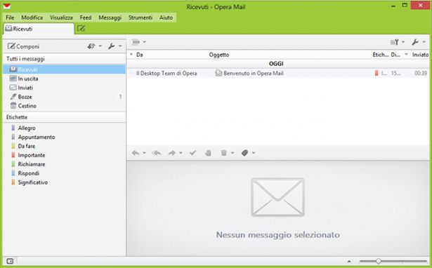opera mail 1.0