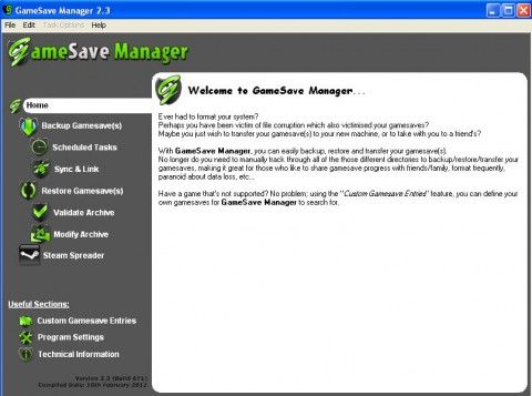 gamesave manager 2.3