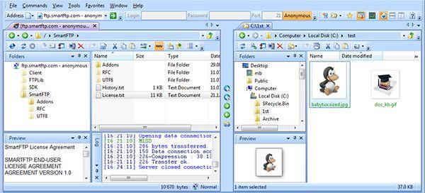 smartftp client