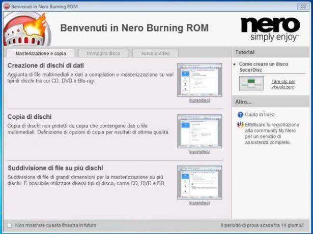 nero burning rom 12.5